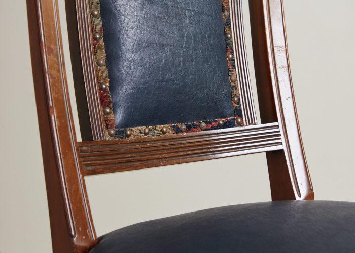HL1796 – High Backed Leather Bar Stool-0013