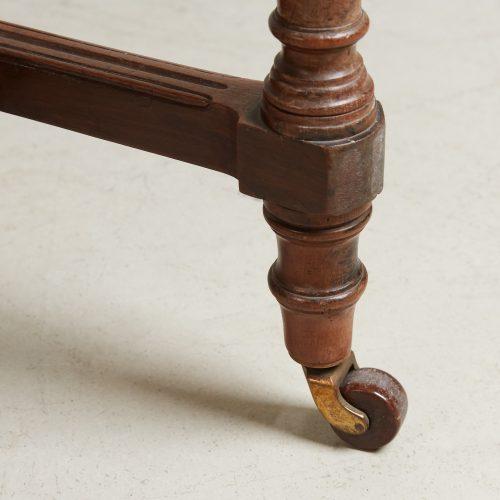 HL1796 – High Backed Leather Bar Stool-0014
