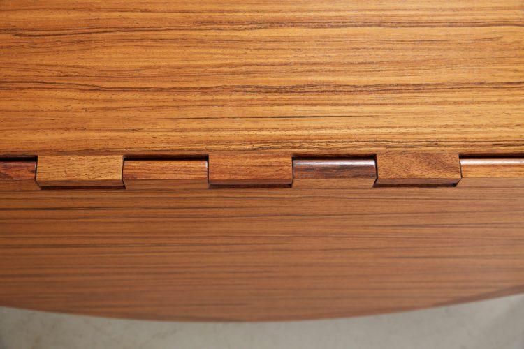 HL4744 – Danish Drop Leaf Table by Kurt Ostervig-0030