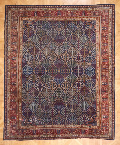5 HL3702 – Tabritz Carpet L3430 W2840-0001