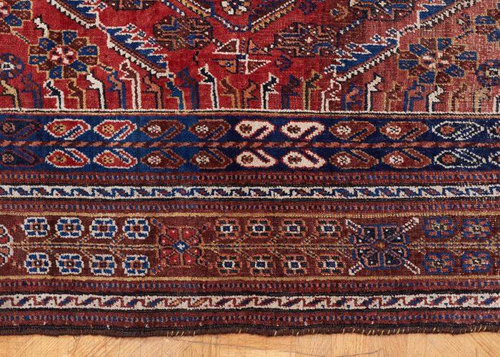 HL4654 – Qashqai Rug L2480 W154-0004