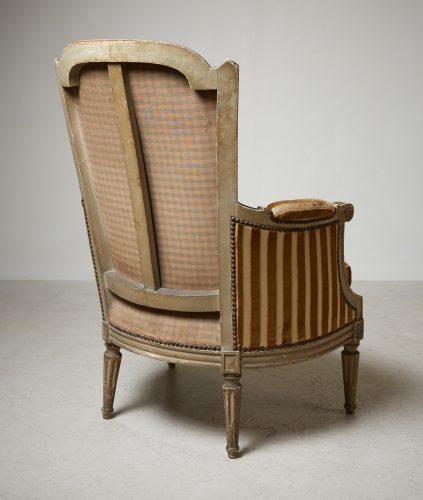 HL4730 – Louis XVI Style Bergère Chair-0003