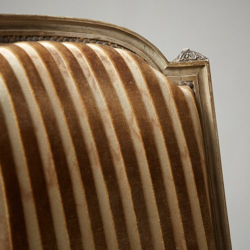 HL4730 – Louis XVI Style Bergère Chair-0009
