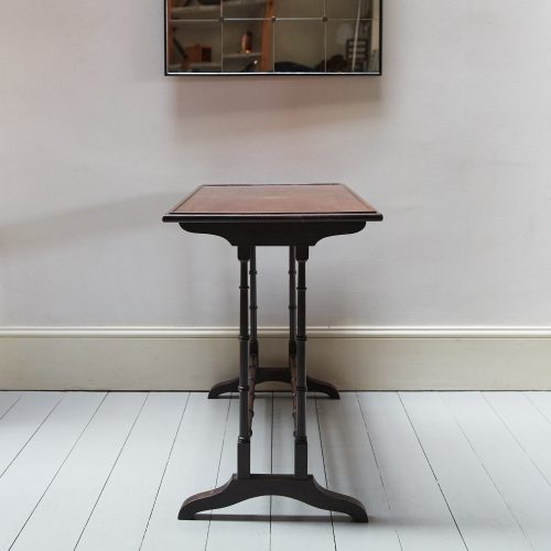 HL4862 – Side Table with Faux Bamboo Legs-0010