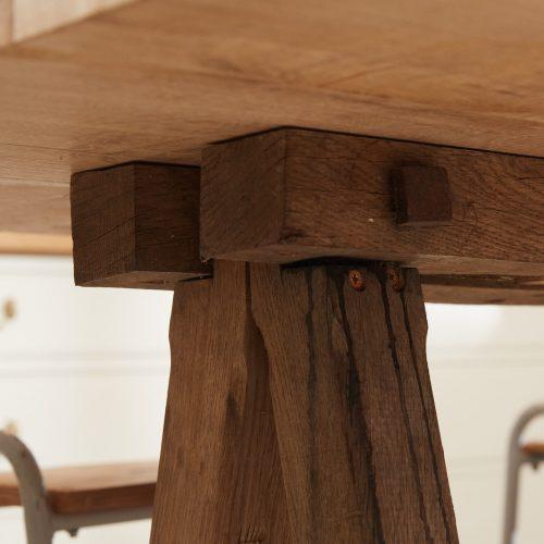 HL4867 – Chunky Trestle Table-0018