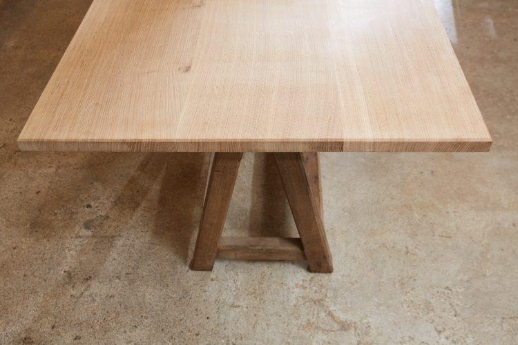 HL4867 – Chunky Trestle Table-0024
