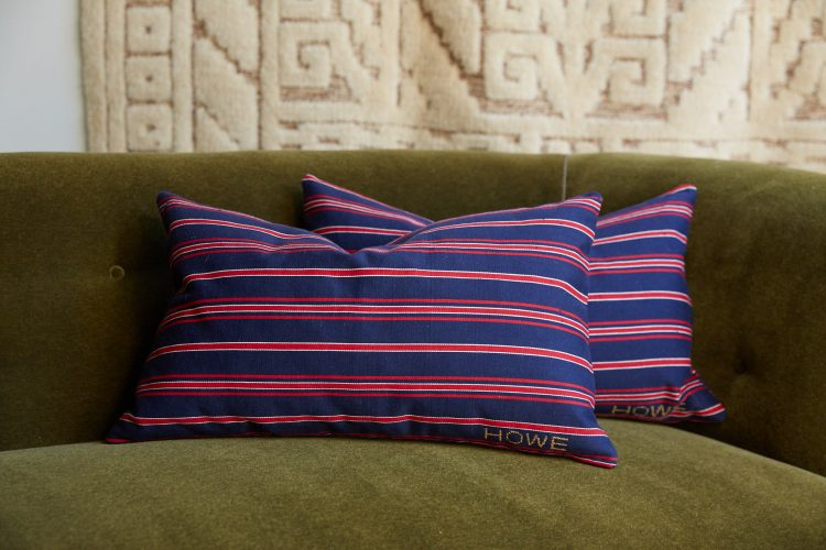 HB900389 – A Pair of Ticking Cushion-0001