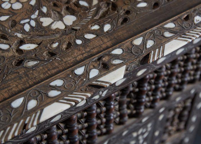 HL4755 – Moorish Inlaid Table-0006