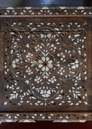 HL4755 – Moorish Inlaid Table-0009