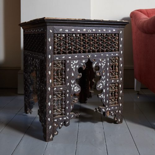 HL4755 – Moorish Inlaid Table-0013
