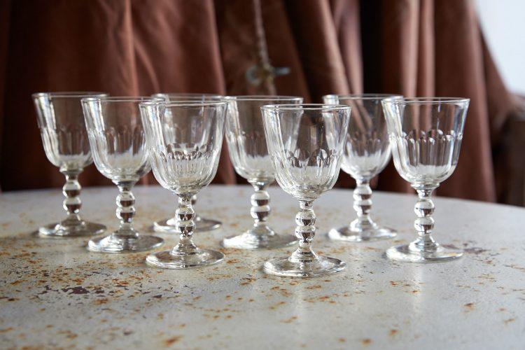 HL4992 – Set of Baccarat Glasses-0005