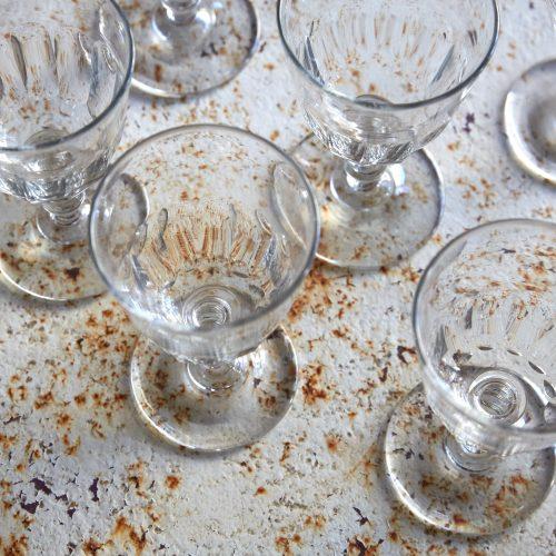 HL4992 – Set of Baccarat Glasses-0008