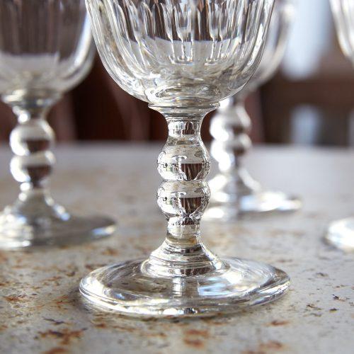 HL4992 – Set of Baccarat Glasses-0010
