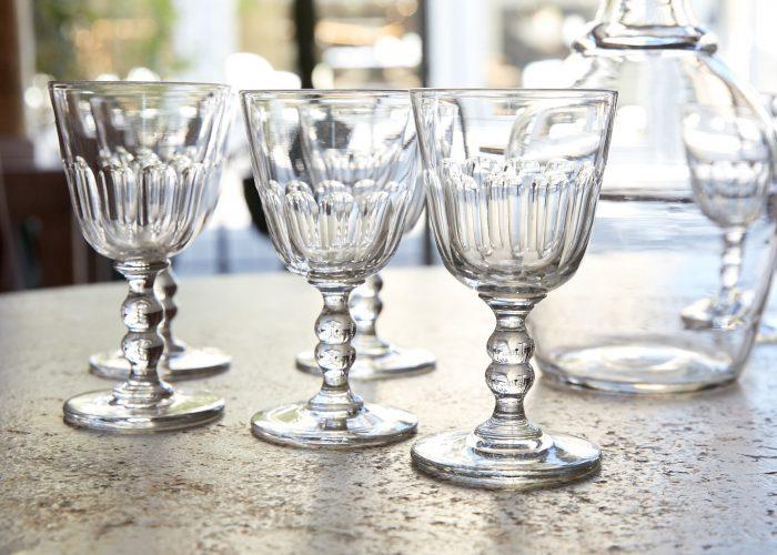 HL4992 – Set of Baccarat Glasses-0013
