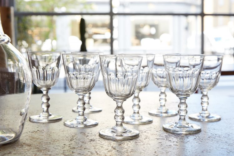 HL4992 – Set of Baccarat Glasses-0016