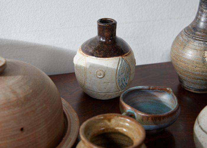 HL5059 – Stoneware Vase-0001