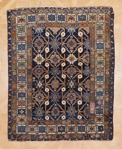 9 Small Blue Black Carpet – L1600 W1270-0001