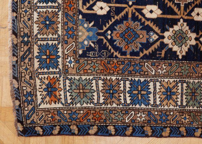 9 Small Blue Black Carpet – L1600 W1270-0002