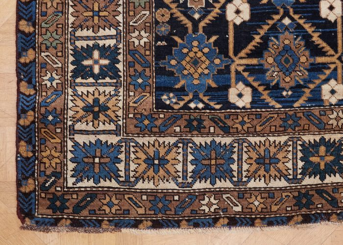 9 Small Blue Black Carpet – L1600 W1270-0003