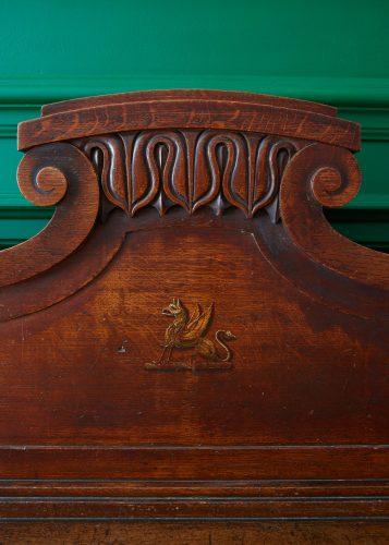 HL4946 – George IV Oak Hall Bench-0006