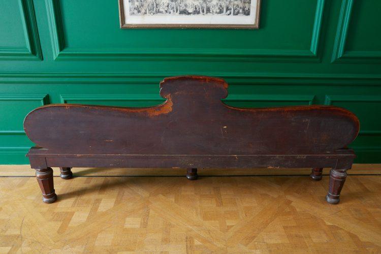 HL4946 – George IV Oak Hall Bench-0010