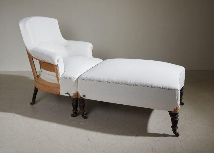 HL5000 – Armchair and Ottoman-0001
