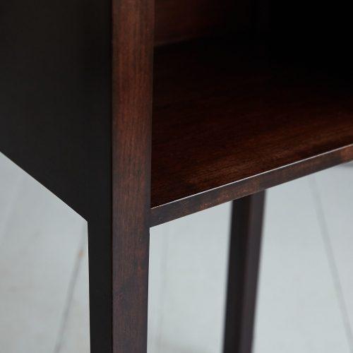 Howe Bedside Table – Dark-0009
