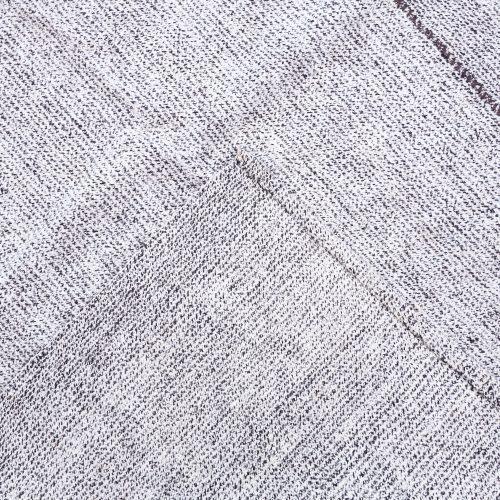 INC0571 – Grey White Mottled Rug L2200 W1700-0005