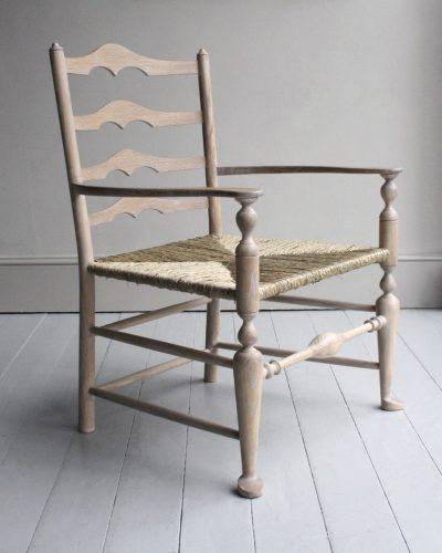 Ladderback Armchair 1
