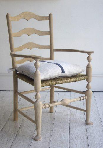 Ladderback Armchair 2