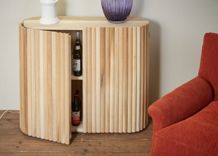 Plain Wood Tambour-0004