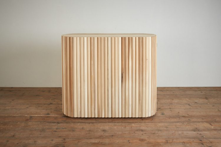 Plain Wood Tambour-0015