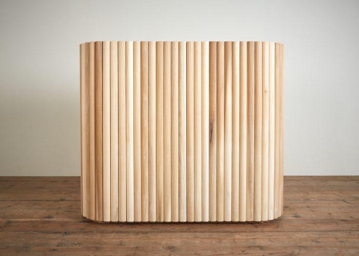 Plain Wood Tambour-0017