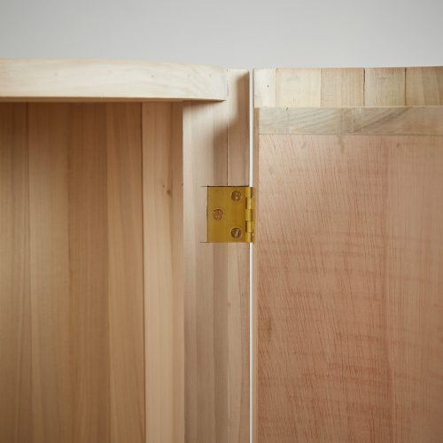 Plain Wood Tambour-0023