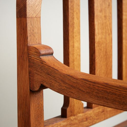 HL5018 – Oak Hall Bench-0006