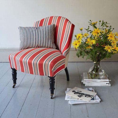 Small Stripe Chair-0001