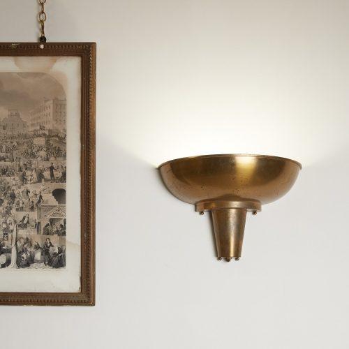 HL5255 – Brass Wall Light-0001
